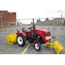 Коммунальный трактор Уралец-220