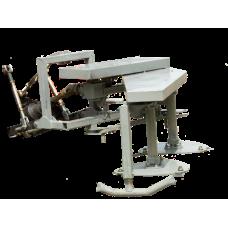 Косилка роторная к минитрактору