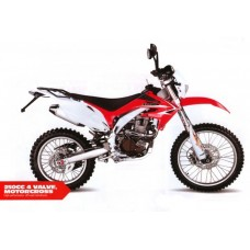 Мотоцикл Мотолэнд Кроcсовый хr 250 PRO-жидкостное охл